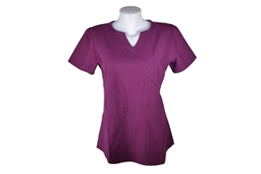 Burg Scrub Top