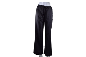 Black Scrub Pants