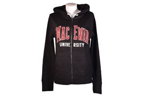 Ladies Zip Campus Hood