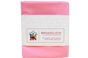 Pink Broadcloth