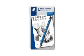 Graphite Pencils 12 Set