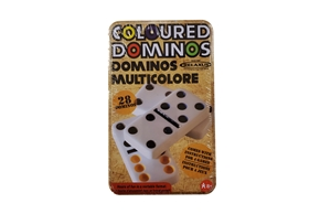 Coloured Dominos