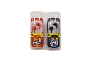 iLuv Bubble Gum 3 Earphones