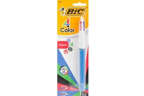 BIC 4-Color Ballpoint Pen