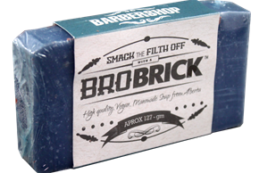 Bro Brick Soap