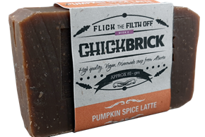 Chick Brick Soap