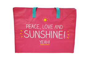 Peace, Love & Sunshine Bag