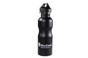 Matte Mettalic Water Bottle