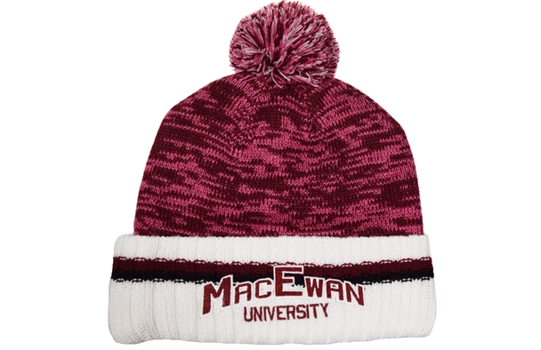 MacEwan University - Pom Pom Toque 4496f0780