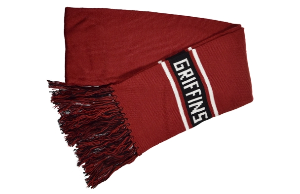 Griffins Knitted Scarf