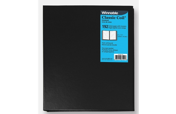 Classic Coil Notebook